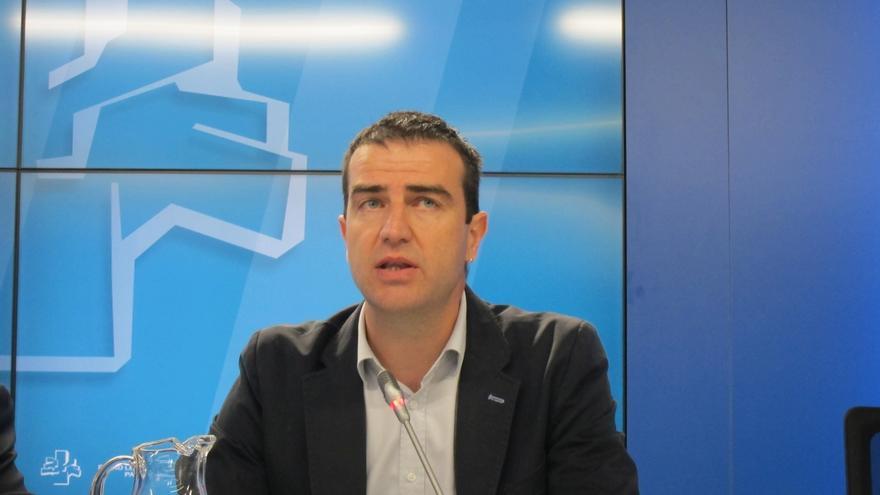 Maneiro (UPyD) propone la limitación de mandatos de alcaldes y diputados generales a dos legislaturas