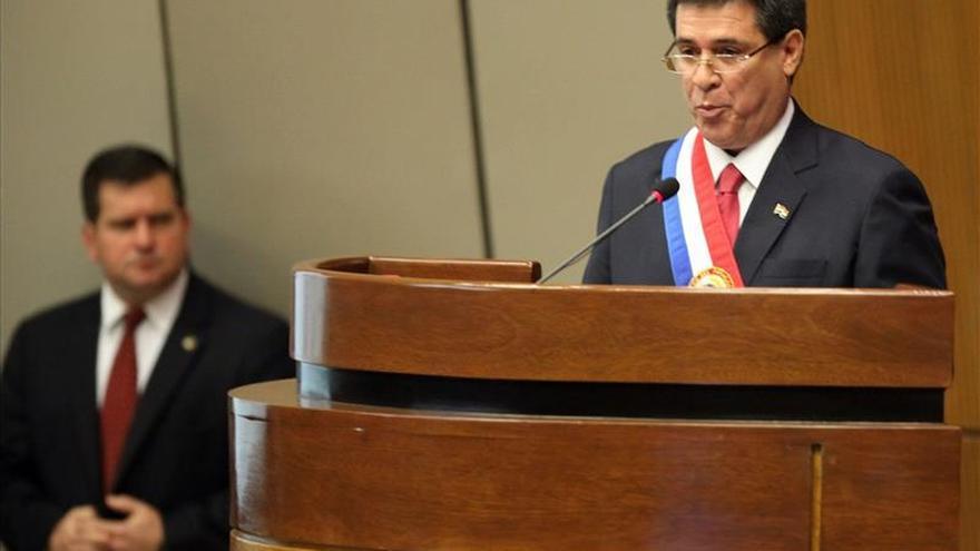Cartes nombra a extitular de Exteriores nuevo ministro de Defensa de Paraguay
