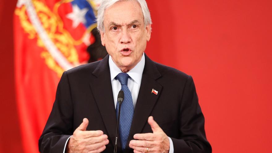 Piñera pide a ministros que no divulguen su voto en plebiscito constitucional