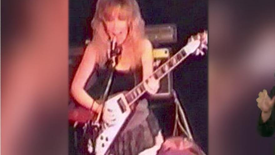 Sally Jones, la cantante de punk británica que se unió a ISIS