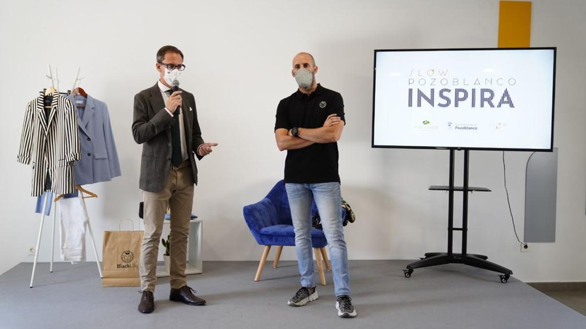 Presentación de 'Pozoblanco Inspira'.