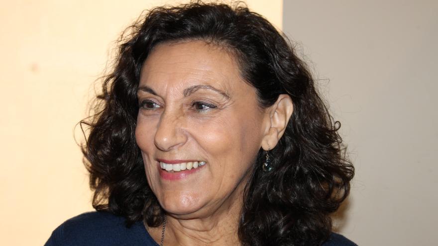 La pedagoga i professora Tudi Torró Ferrero.