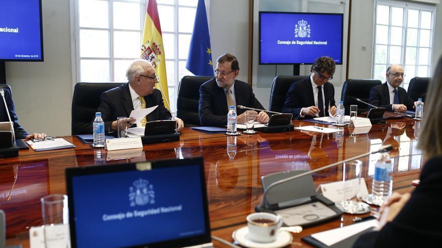 Rajoy preside hoy un Consejo de Seguridad Nacional que abordará la situación de los españoles en Venezuela