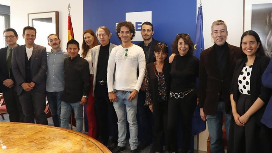 Informadores iberoamericanos reciben mañana en Madrid los premios Rey de España