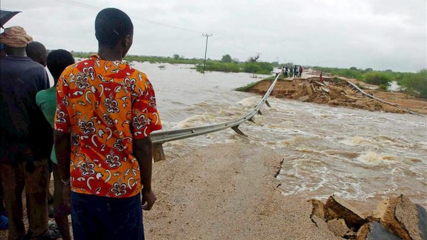 Ascienden a 91 los muertos desde marzo por las fuertes lluvias en Kenia