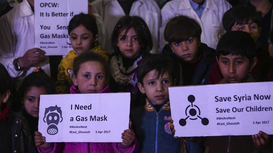 """Ministro sirio de Exteriores asegura que el Ejército """"no usó ni usará nunca armas químicas"""""""