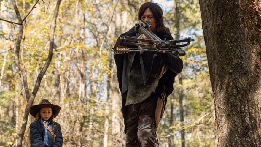 Imagen del capítulo 10x15 de The Walking Dead