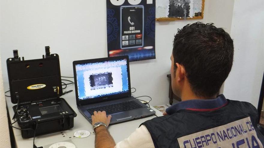 Veintiún detenidos en 14 provincias por distribuir material pedófilo