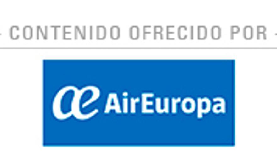 Contenido ofrecido por Air Europa.