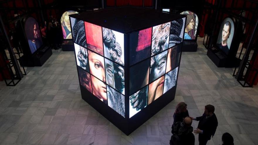 Madrid celebra a Leonardo da Vinci y expone sus Códices y la Tavola Lucana