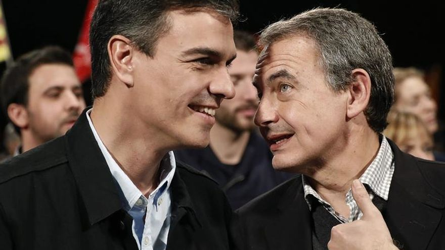 """Sánchez pide el """"voto útil"""" para Iceta: """"Cataluña necesita su mano izquierda"""""""