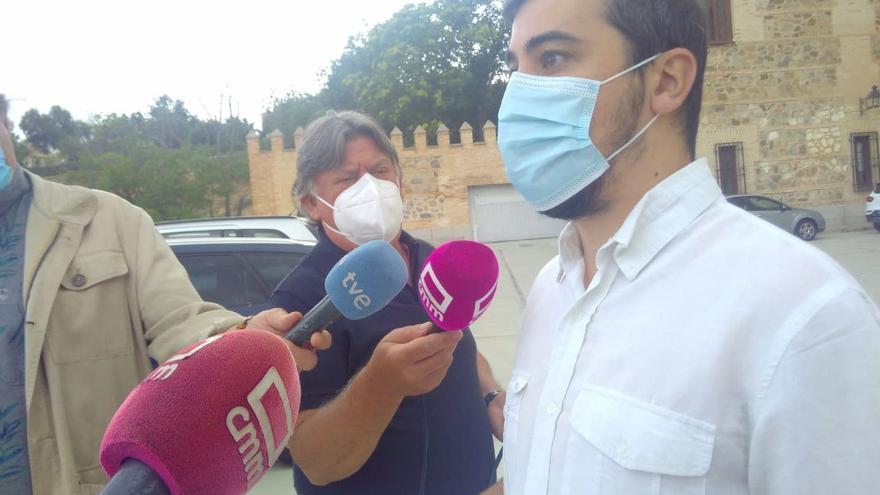 """Podemos presenta una iniciativa ante las Cortes para """"dignificar"""" el trabajo del personal sanitario en Castilla-La Mancha"""