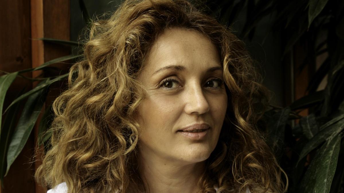 Mónica Rouanet. / Marta Calvo