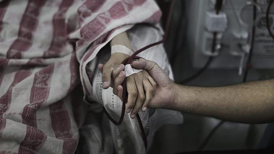 El hospital de Gaza suspende el tratamiento de cáncer por falta de fármacos