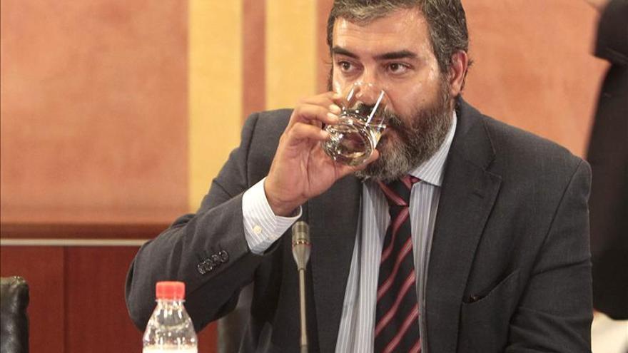 Diz-Lois tampoco declaró en la comisión parlamentaria de investigación / Foto: EFE.