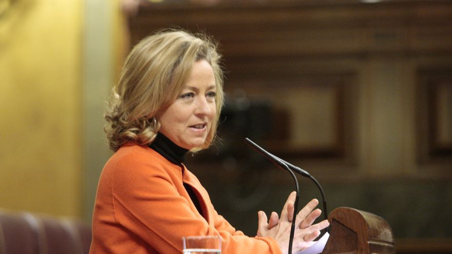 La diputada de CC, Ana Oramas