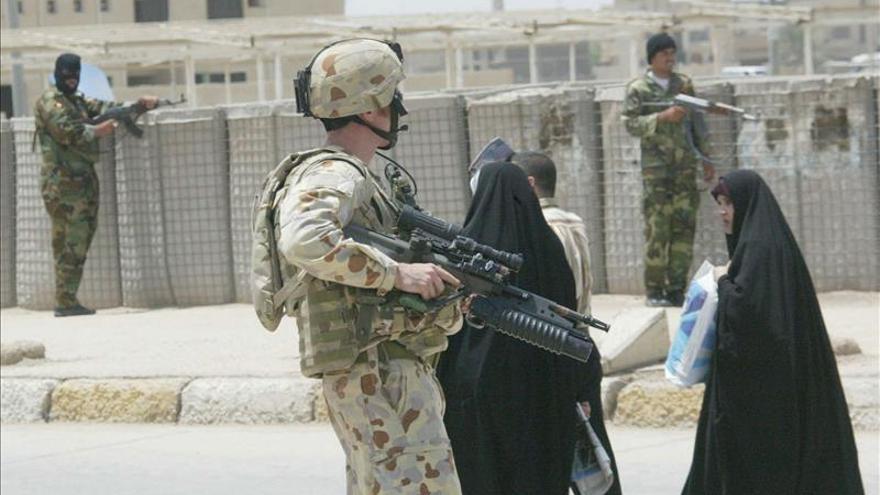 Soldados australianos se dirigen ya a Irak para una misión contra el EI