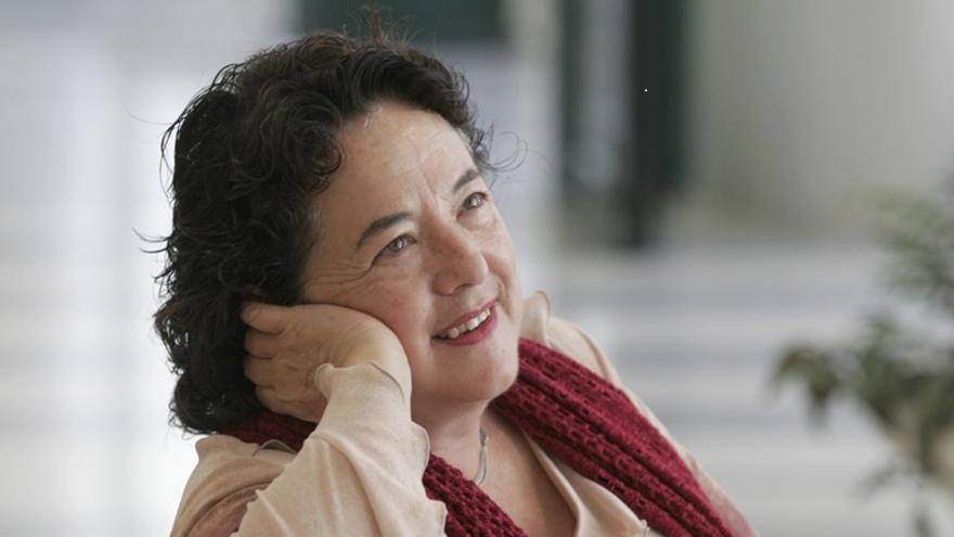 La escritora y feminista Mª Elena Simón Rodríguez / Foto: cedida.
