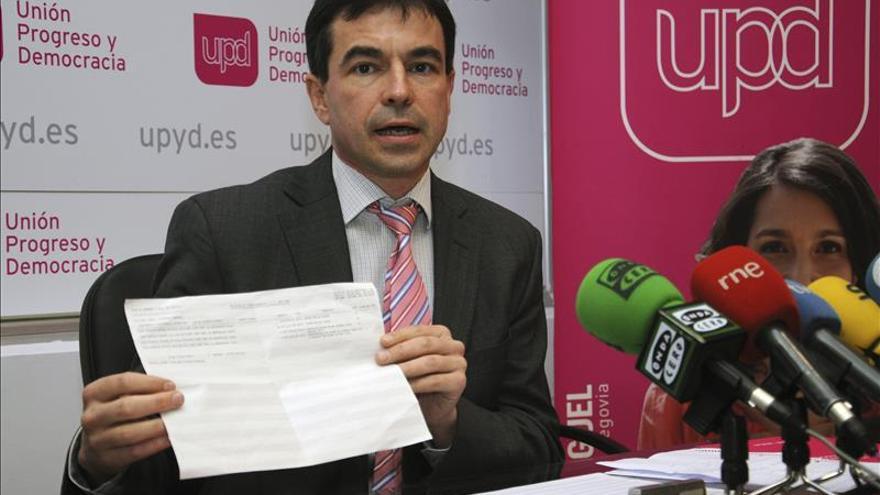 """UPyD cree una """"fantástica noticia"""" las nuevas fianzas por las tarjetas opacas"""