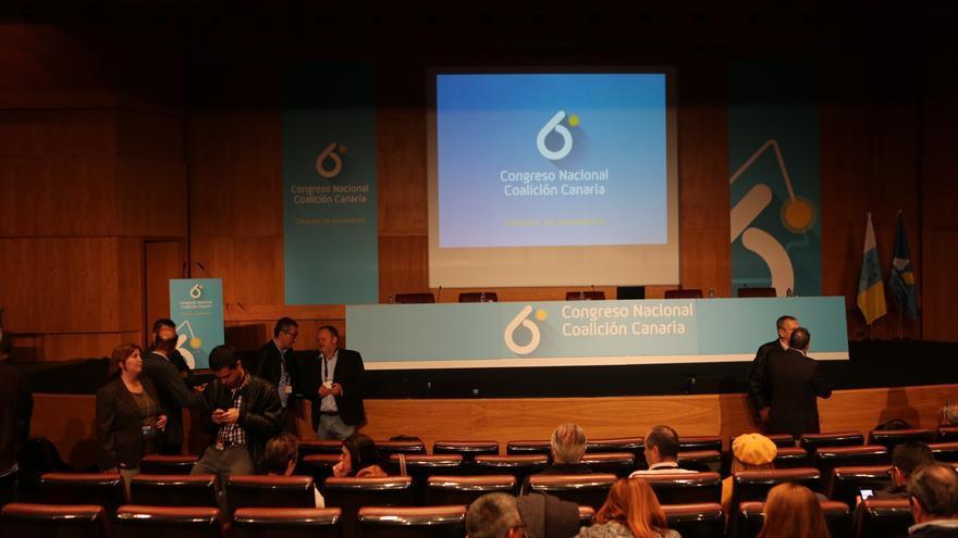 6º Congreso Nacional de Coalición Canaria. (ALEJANDRO RAMOS)