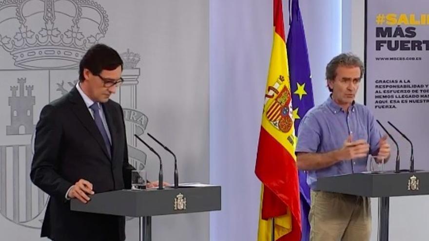 Toda España menos Madrid, Barcelona, Lleida y parte de Castilla y ...