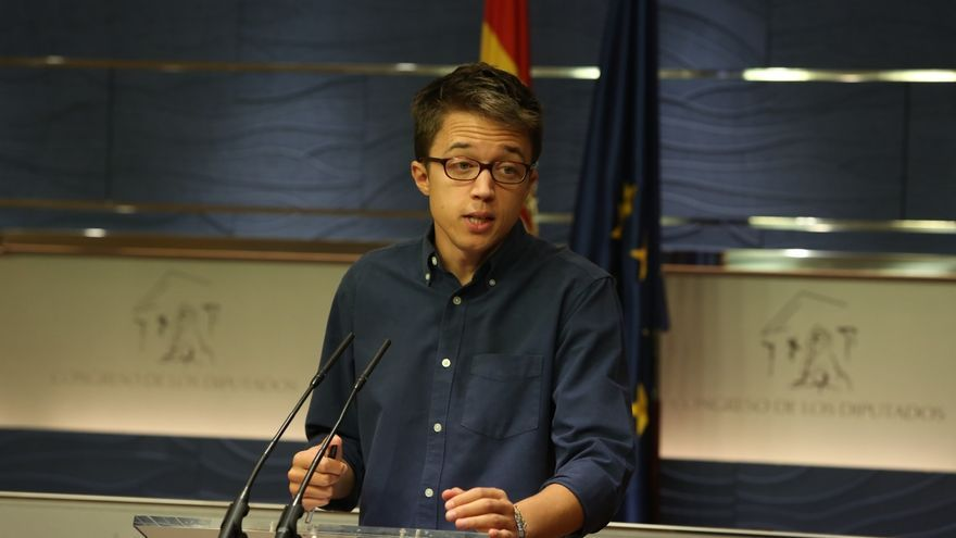 """Errejón aconseja """"flexibilidad"""" con el PSOE: """"Hemos aprendido de los procesos pasados y hay que tomar nota"""""""