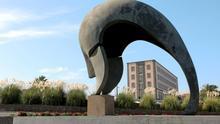Campus de Tafira de la Universidad de Las Palmas de Gran Canaria (ALEJANDRO RAMOS)