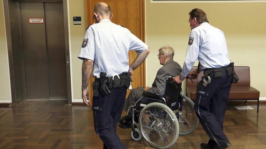 Alemania muestra que el Holocausto no prescribe con la condena a un nazi de 94 años