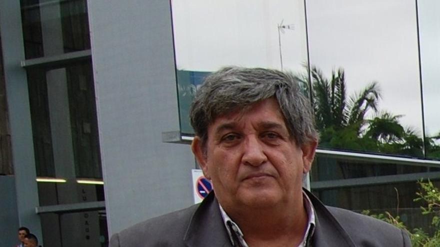 José Antonio Rodrigo, candidato de PACMA al Congreso de los Diputados por la provincia de Las Palmas