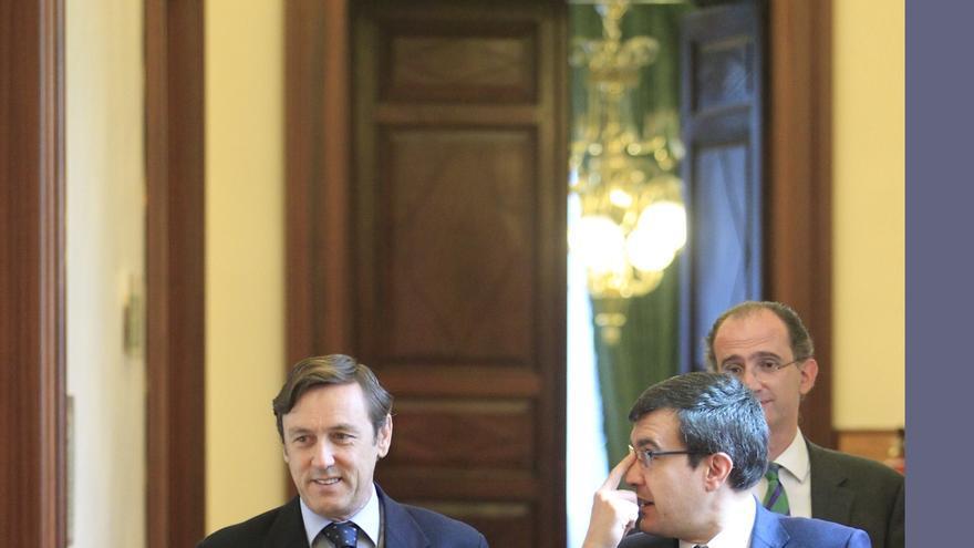 """El PP espera que se llegue a """"puntos de acuerdo"""" que eviten la huelga de futbolistas"""