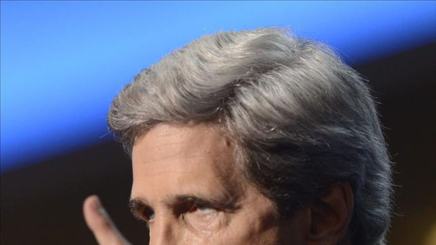 """Kerry ve una """"oportunidad para la transición"""" en Venezuela"""
