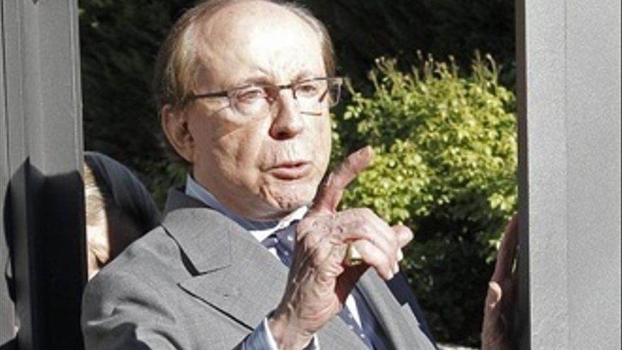 Fallece el empresario Jose Mª Ruiz Mateos a los 84 años
