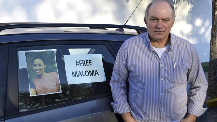 Los padres de Maloma piden ayuda tras tres meses sin hablar con ella