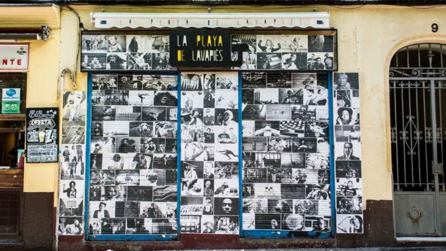 Selector Marx: La Playa de Lavapiés | Proyecto C.A.L.L.E