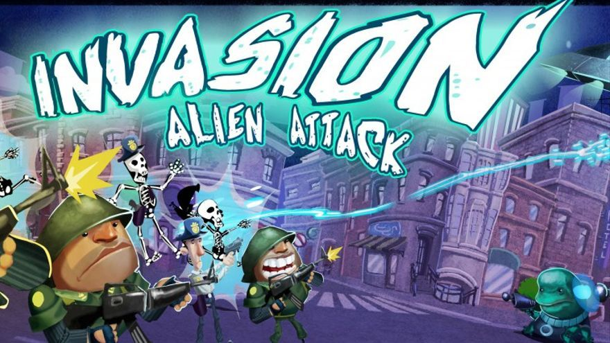 INVASION ReadyGo! Games