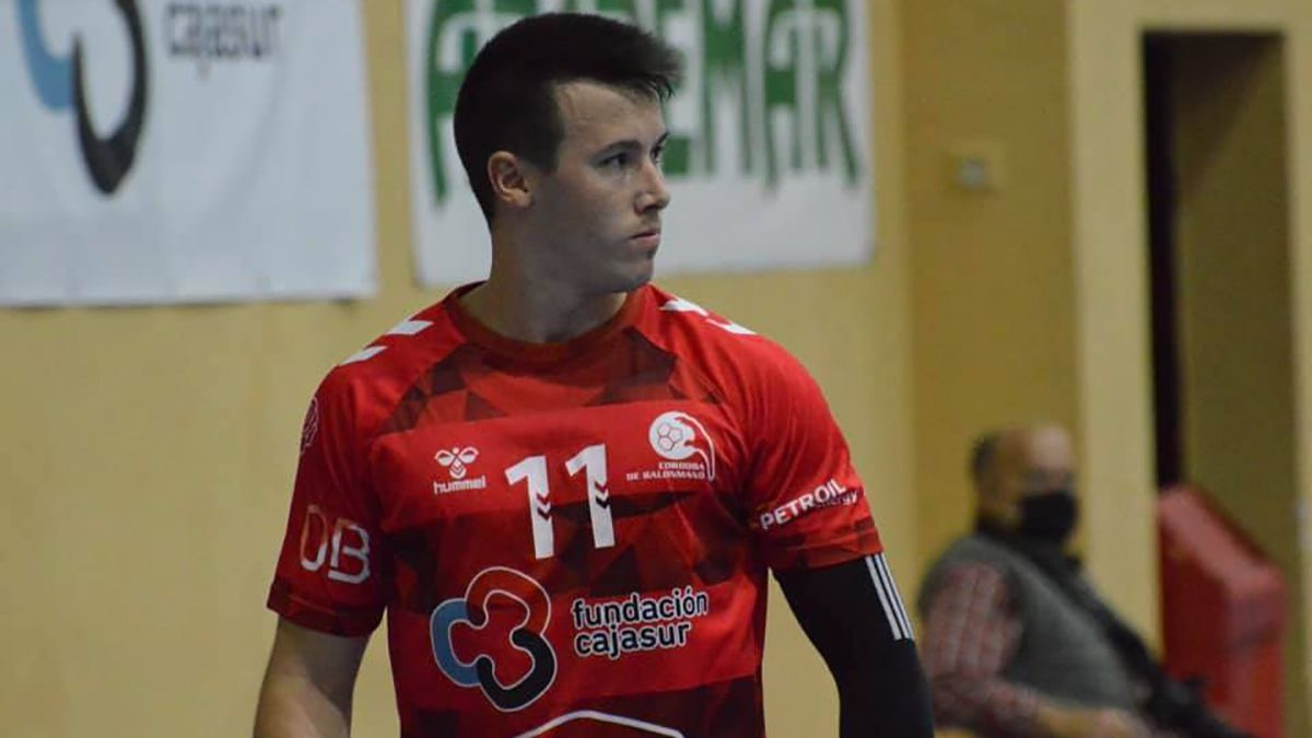 Sean Corning, nuevo jugador del Ángel Ximénez