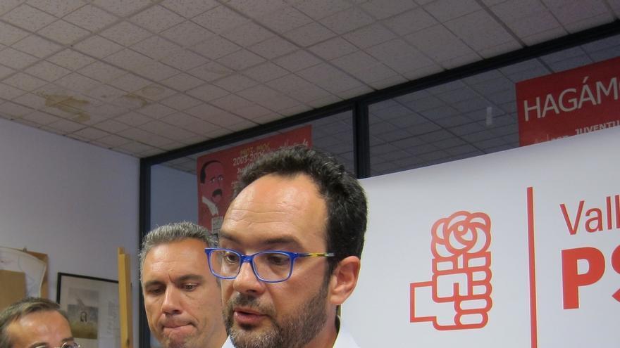"""Hernando (PSOE) pide una comisión de investigación sobre la """"policía política"""" de Interior """"dirigida"""" por Fernández Díaz"""