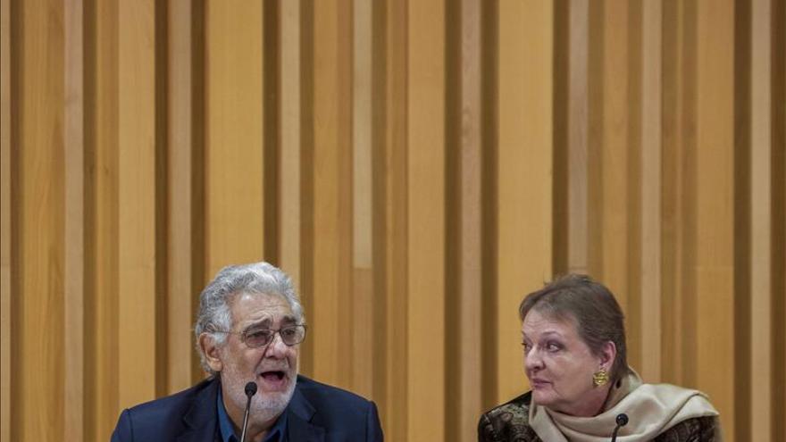 Schmidt asegura que el Plan estratégico facilitará la entrada del Ministerio en el Palau de les Arts