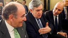 Galán dice que Iberdrola sólo tiene pleitos en España y que eso le duele