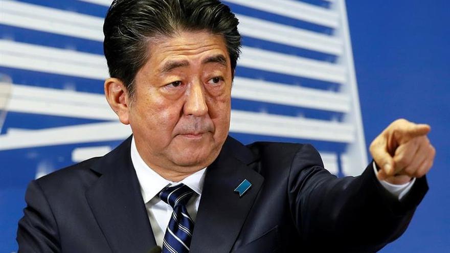 Japón se prepara para recibir a Trump, la primera parada de su gira asiática