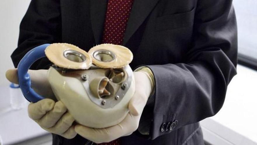 Corazón artificial total biocompatible desarrollado en Francia / CARMAT