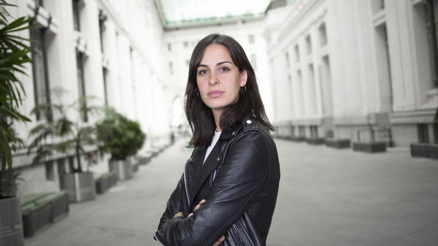 Rita Maestre, portavoz del Ayuntamiento de Madrid / Foto: Patricia J. Garcinuño