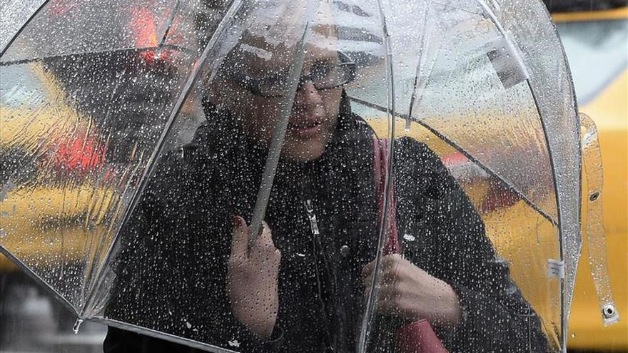 Predicen fuertes lluvias en el sur de EE.UU. por el fenómeno de El Niño