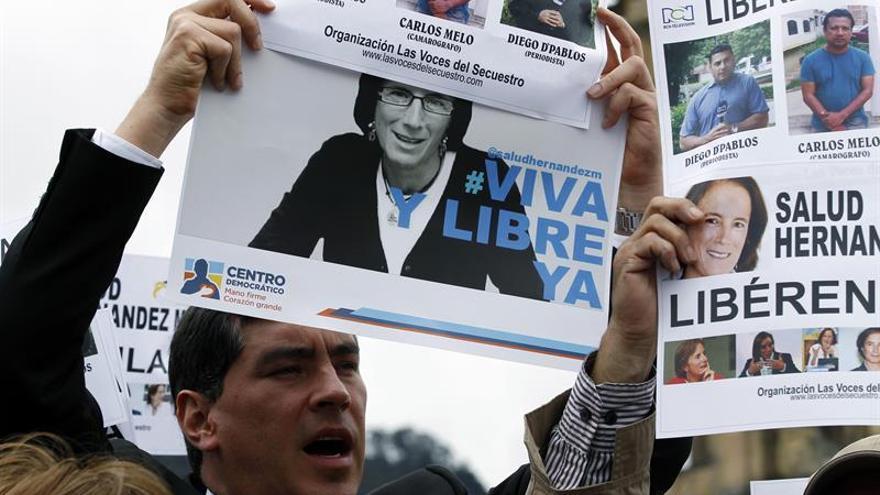 El Gobierno colombiano confirma que el ELN tiene a los periodistas desaparecidos