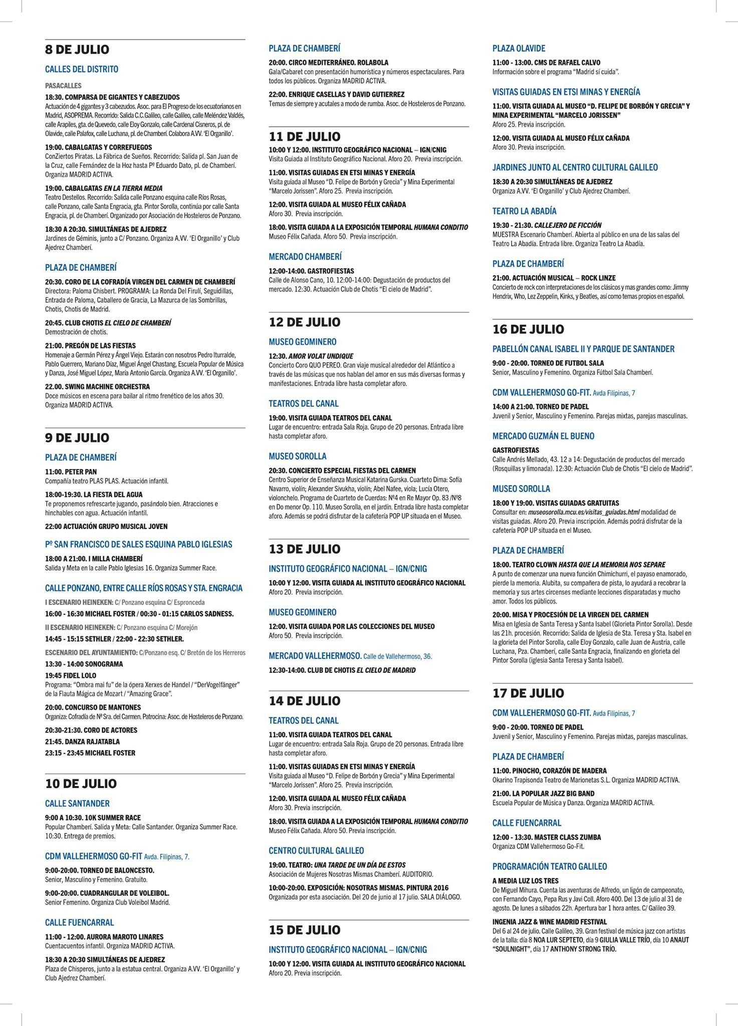 Programa de fiestas (pincha en la imagen para ampliar)
