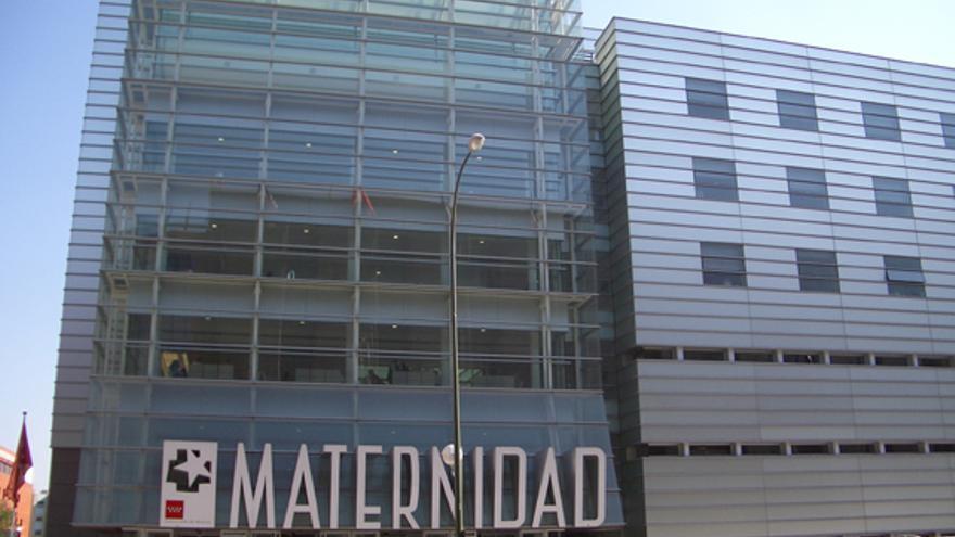 Maternidad del hospital Gregorio Marañón.