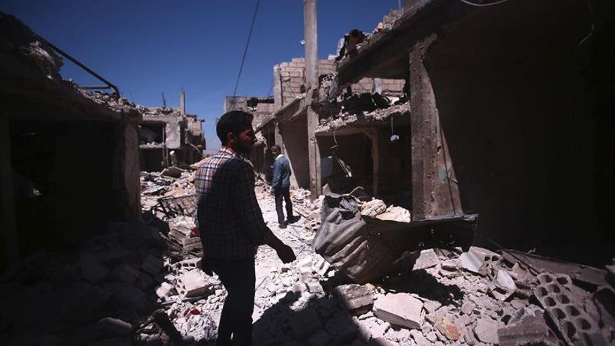 La ONU pide evitar una escalada tras el ataque de la coalición a las fuerzas sirias