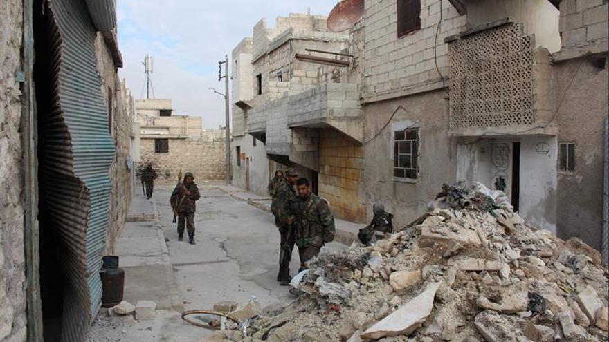 Acuerdan nuevo alto el fuego en el este de Alepo, según agencia turca
