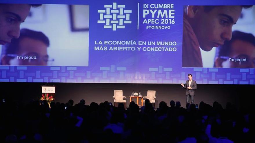 Aquila, la llave para la conectividad global que Facebook presenta en la APEC