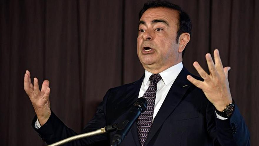 Carlos Ghosn será presidente de Mitsubishi Motors tras su compra por Nissan